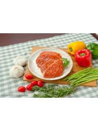 燒汁豬柳扒(無骨)